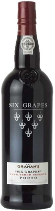 GRAHAM SIX GRAPES PORTO 750ml-4895