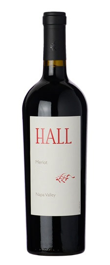 HALL NAPA MERLOT 750ml-3662