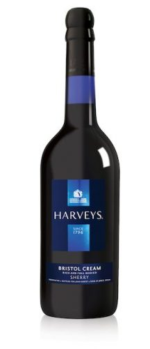 HARVEYS BRISTOL CREAM SHERRY 750ml-0