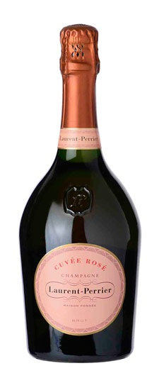 LAURENT PERRIER ROSE BRUT 750ml-3584