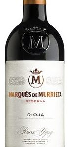 MARQUES DE MURRIETA RIOJA RESERVA 750ml-4018