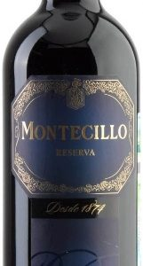 MONTECILLO RESERVA 750ml-4024