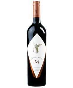MONTES ALPHA M RED WINE 750ml-3783
