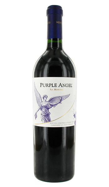 MONTES PURPLE ANGEL RED WINE 750ml-3066
