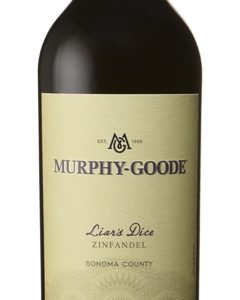 MURPHY-GOODE LIAR'S DICE ZINFANDEL 750ml-3689