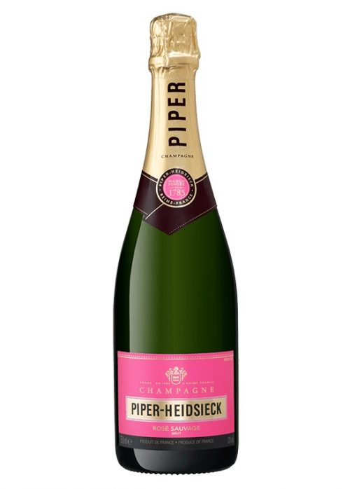 PIPER HEIDSIECK ROSE SAUVAGE 750ml-3595
