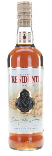 PRESIDENTE SPANISH BRANDY 750ml-0
