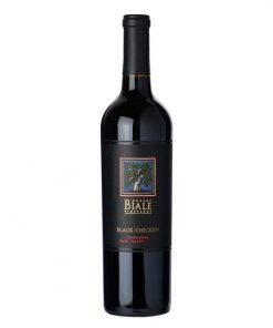 ROBERT BIALE BLACK CHICKEN ZINFANDEL 750ml-3704