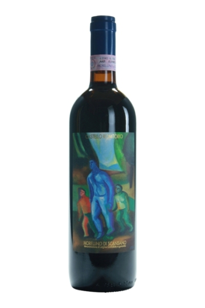 ROMITORIO MORELLINO DI SCANSANO 750ml-3839