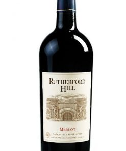 RUTHERFORD HILL NAPA MERLOT 750ml-3716