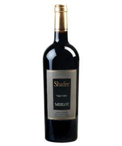 SHAFER MERLOT 750ml-3721