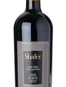 SHAFER ONE POINT FIVE Cabernet Sauvignon 750ml-3722