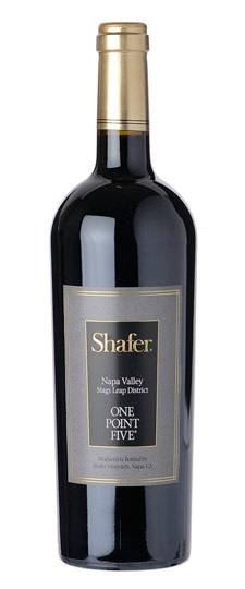SHAFER ONE POINT FIVE CAB/SAUV 750ml-3722
