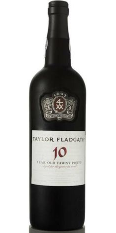 TAYLOR FLADGATE 10 YEARS TAWNY PORTO 750ml-0