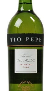 TIO PEPE DRY SHERRY 750ml-4160