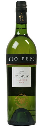 TIO PEPE DRY SHERRY 750ml-0