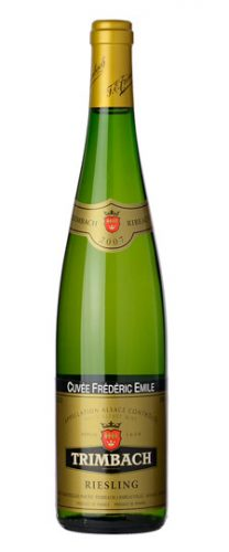 TRIMBACH RIESLING CUVEE FREDERIC EMILE 750ml-4092