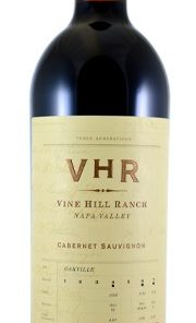 VHR Cabernet Sauvignon NAPA VALLEY 750ml-4119