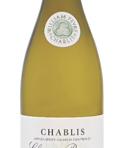WILLIAM FEVRE CHABLIS 750ml-4093