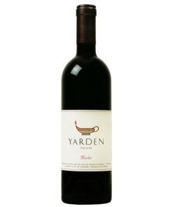 YARDEN MERLOT GALIL 750ml-3862