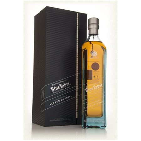 JOHNNIE WALKER BLUE LABEL BY ALFRED DUNHILL 750ml-0