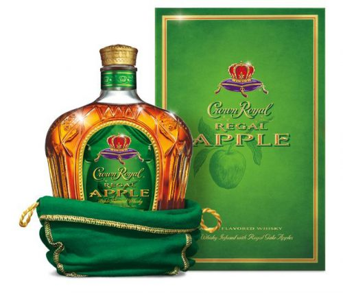 CROWN ROYAL REGAL APPLE 750ml-3111