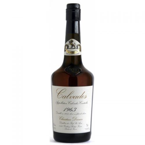 CHRISTIAN DROUIN CALVADOS 1973 750ml-3350