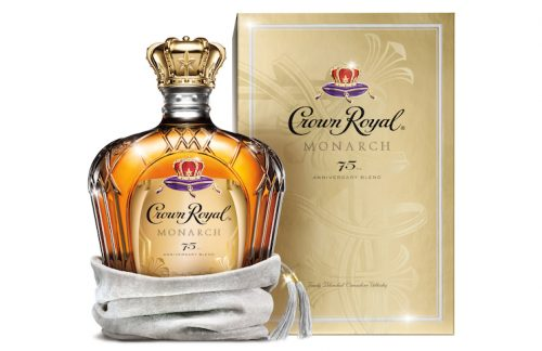 CROWN ROYAL MONARCH 75th 750ml-5150