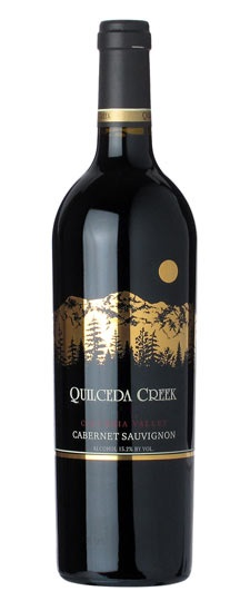 QUILCEDA CREEK CABERNET SAUV 750ml-3997