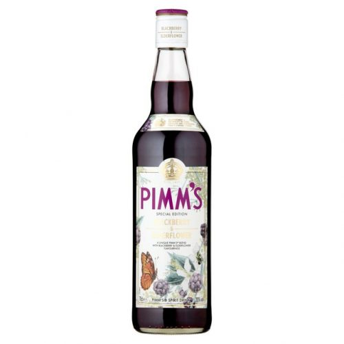PIMMS BLACKBERRY ELDERFLOWER 750ml-4212