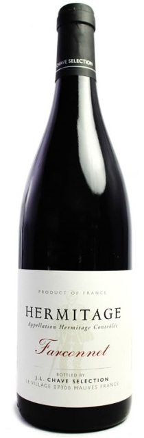 CHAVE HERMITAGE FARCONNET 750ml-4277