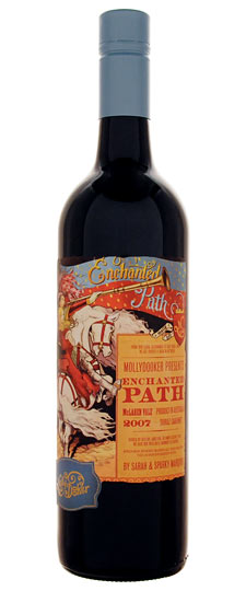 MOLLYDOOKER ENCHANTED PATH 750ml-4315