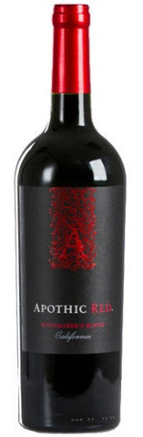 APOTHIC RED WINE 750ml-4397
