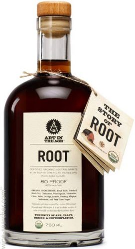 ART IN THE AGE ROOT ORGANIC LIQUEUR 750ml-4545