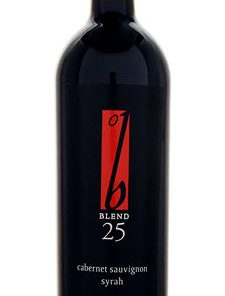 B CELLARS RED BLEND 25 750ml-4406
