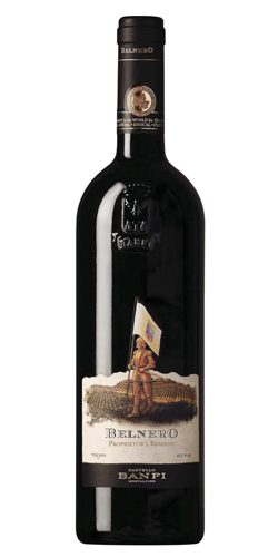 BANFI BELNERO 750ml-4410