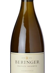 BERINGER PRIVATE RESERVE CHARDONNAY NAPA VALLEY 750ml-4419