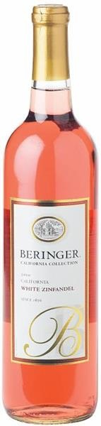 BERINGER WHITE ZINFANDEL 750ml-4420