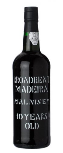 BROADBENT MADEIRA 10yrs SWEET 750ml-4436