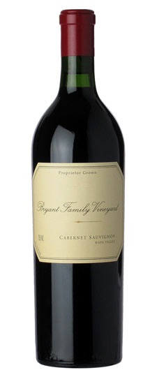 BRYANT FAMILY CAB/SAUV 750ml-4441