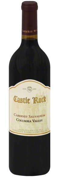 CASTLE ROCK Cabernet Sauvignon COLUMBIA VALLEY 750ml-4472