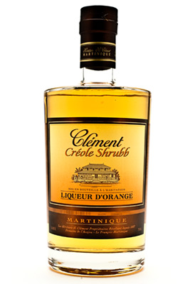 CLEMENT CREOLE SHRUBB 750ml-4560