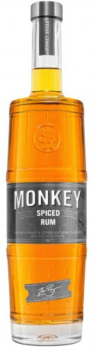 MONKEY SPICED RUM 750ml-4391