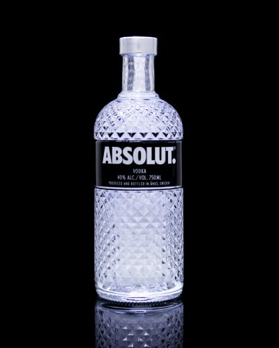 ABSOLUT GLIMMER VODKA 750ml-0