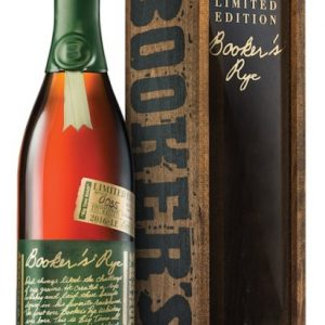BOOKER'S RYE LIMITED EDITION 750ml-4849