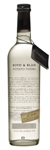 BOYD & BLAIR POTATO VODKA 750ML-4619