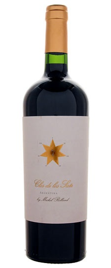 CLOS DE LOS SIETE RED WINE 750ml-4696
