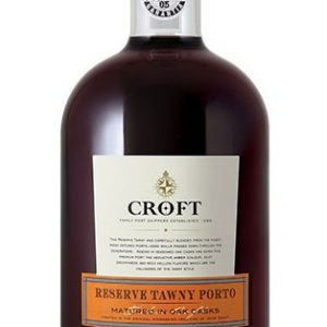 CROFT RESERVE TAWNY PORTO 750ml-4720