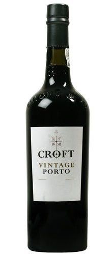 CROFT VINTAGE PORTO 750ml-4706