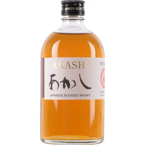 AKASHI JAPANESE WHISKY 750ml-4881